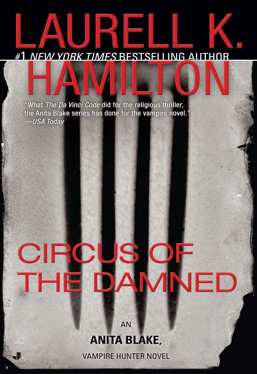 Circus Of The Damned (anita Blake, Vampire Hunter Book 3)  Kindle Edition