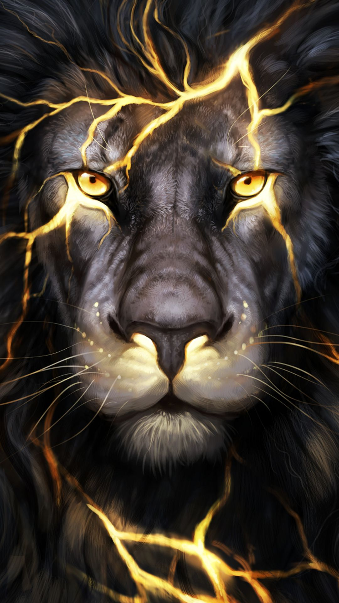 Just a cool 3D Lion graphic in 2020 Lion wallpaper, Lion