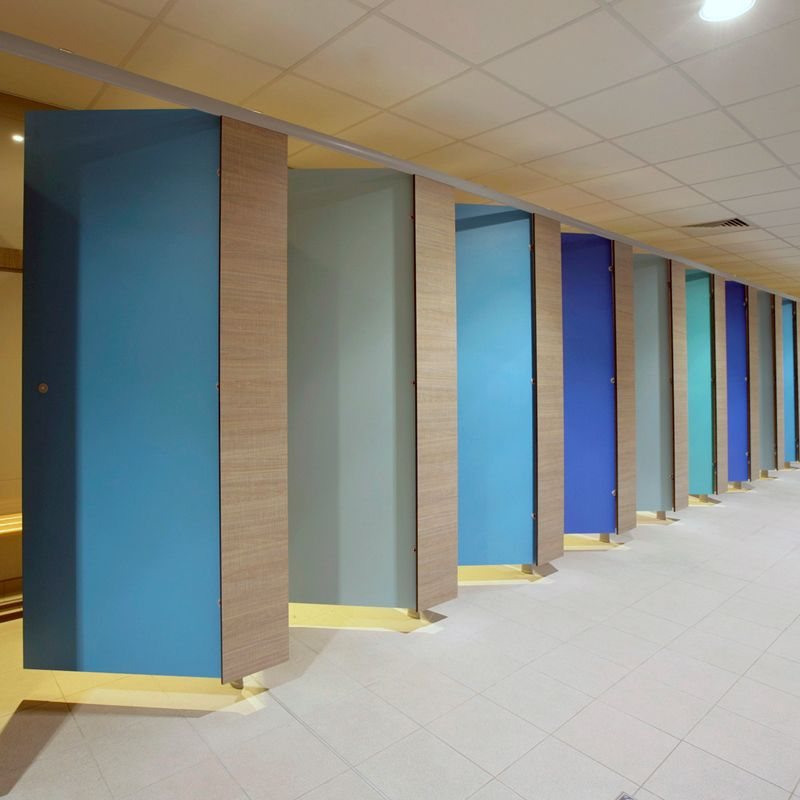 Swimming Pool Changing Rooms Ladram Bay Holiday Park