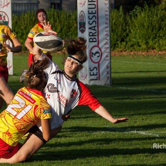 Le Rugby Feminin Saison 2014 2015