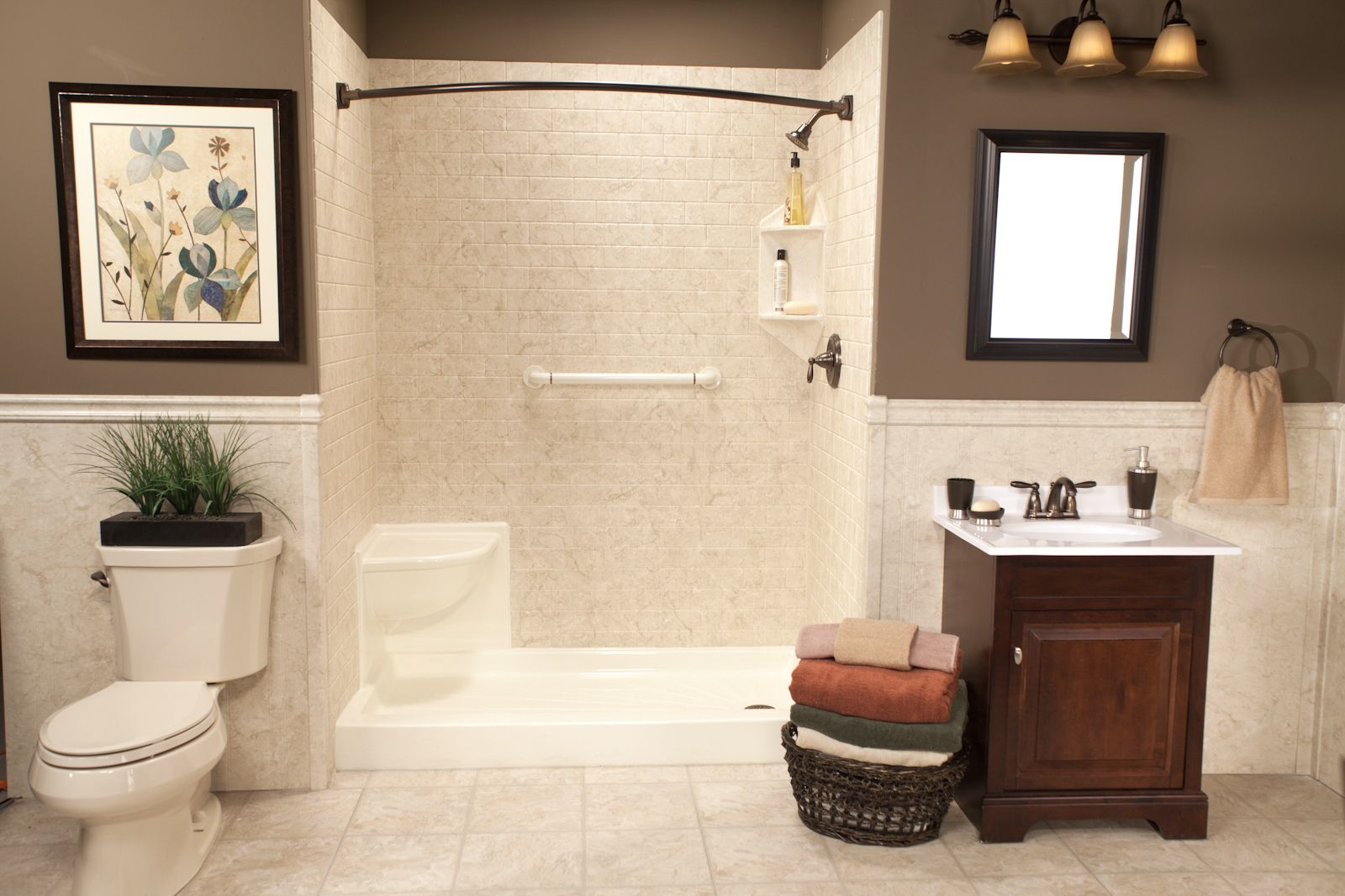 Exceptional Bath Planet Arizona Is The Fastest Growing Bathroom Remodeler In Phoenix.  We Offer Bathroom Remodeling Solutions Including Tub To Shower Conversion,  ...