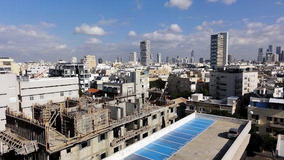 Tel Aviv, Israel. Pic by Danielle P.