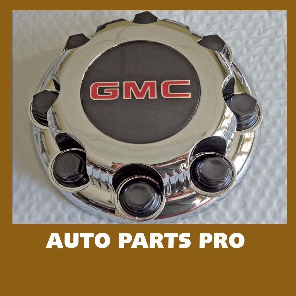 New For Gmc Chrome Wheel Cap Sierra Yukon 2500 8 Lug 8 Bolt Rim 2nds Hubcaps Center Caps Chrome Wheels Gmc Gmc Vehicles