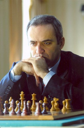 Garry kasparov chess