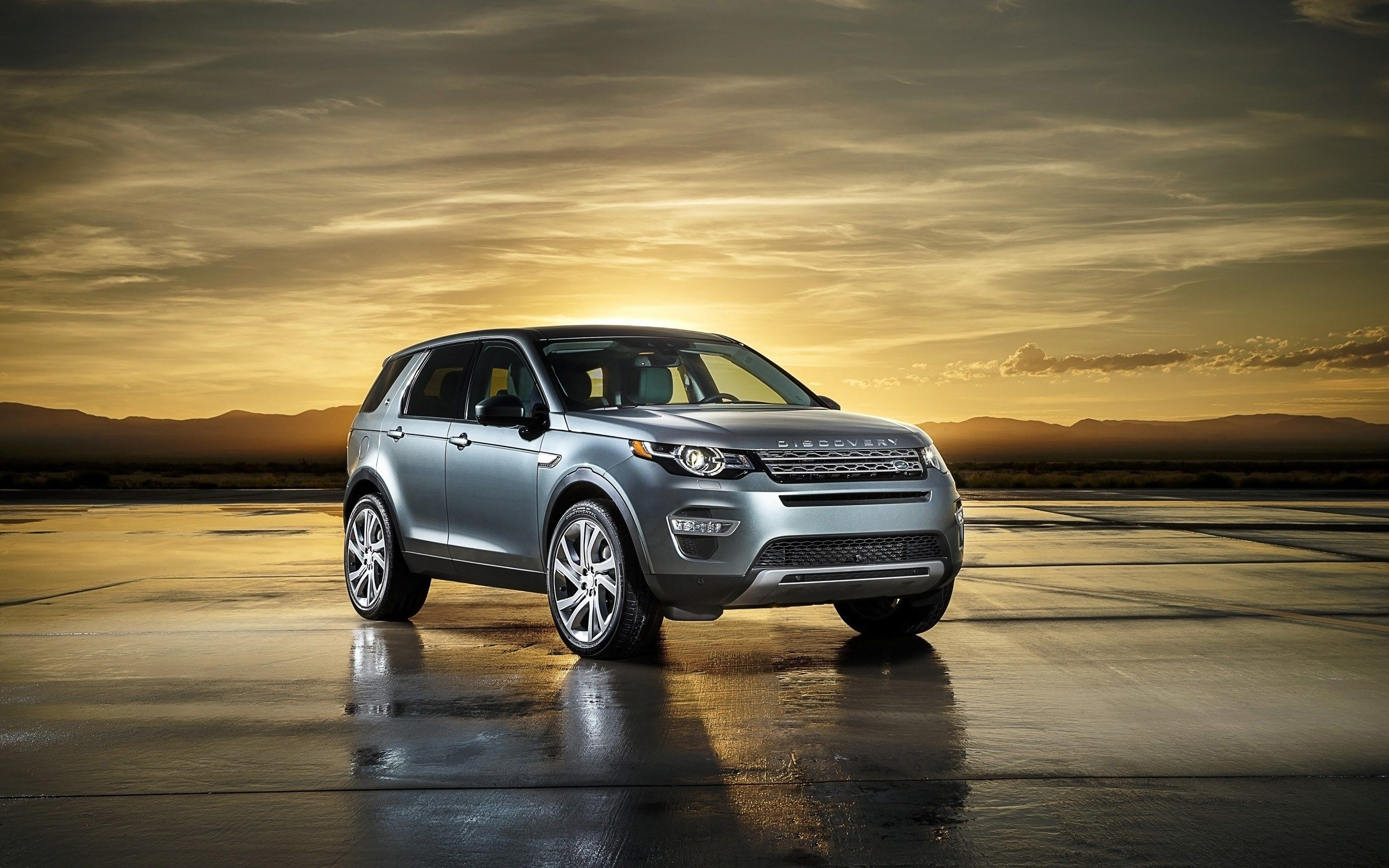 beautiful pictures of land rover discovery