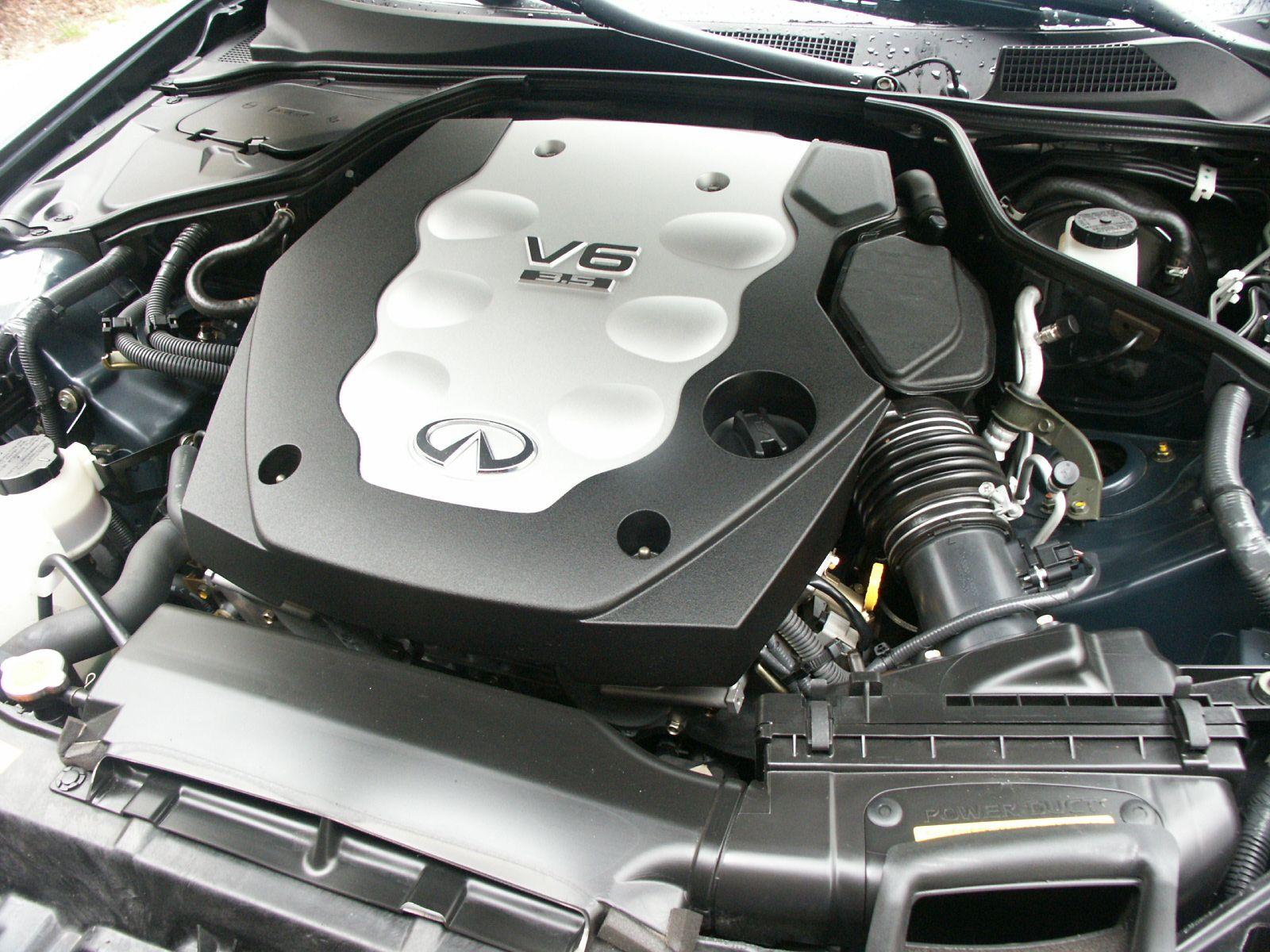 2008 Infiniti Ex35 Used Engine Description Gas Riv 3 5l Vin A Auto Flr Awd Fits 4th Digit Vq35hr V6