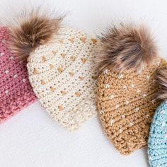 Learn How To Crochet a Fair Isle Beanie!