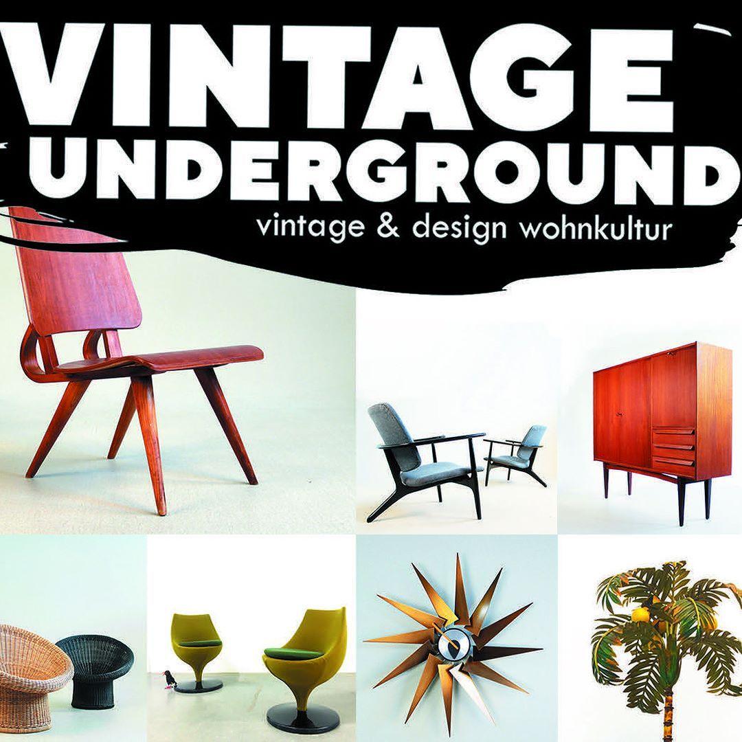 Jetzt neu in Köln: Vintage Underground der Showroom für Vintage und ...