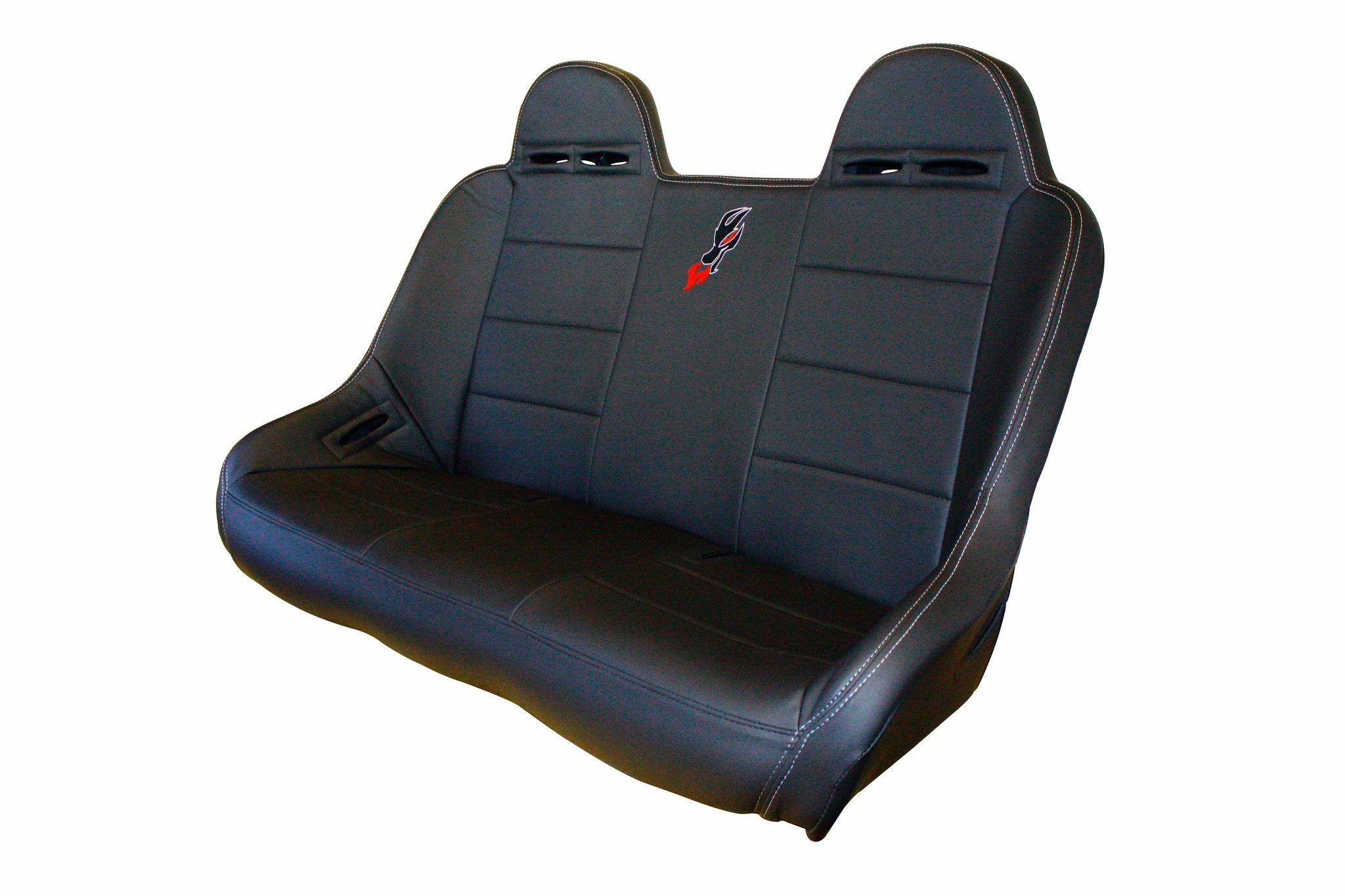 Rear Bucket Bench Seat For Polaris Rzr Xp 4 900 Amp Rzr 4