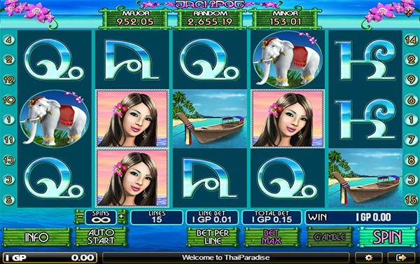 Slots for fun only