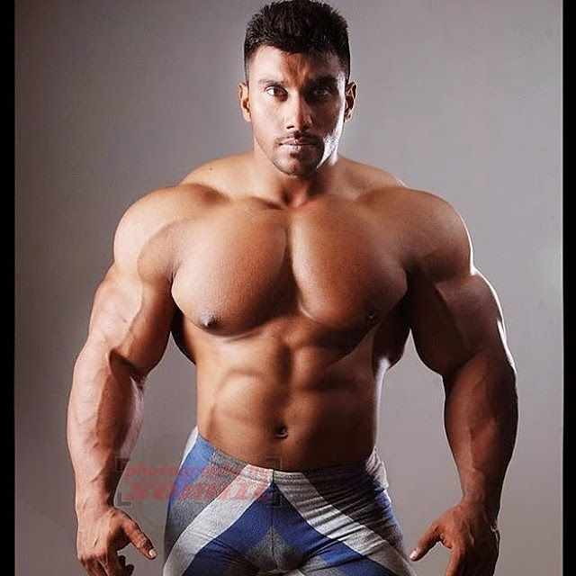 Aesthetic Muscle Bodybuilder Great Abs Male Fitness Model Male