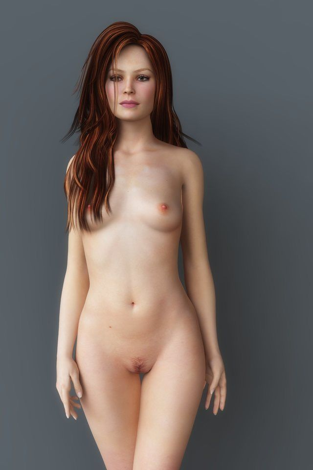 3d animation nude