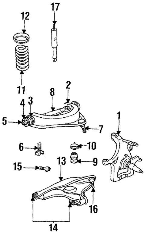 Suspension Components For 2000 Dodge Ram 1500 Dodge Ram 1500 Ram 1500 Dodge