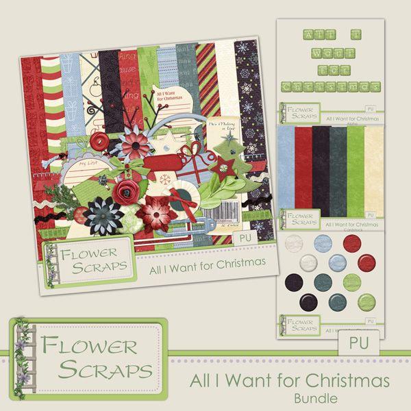 All I Want for Christmas Bundle
