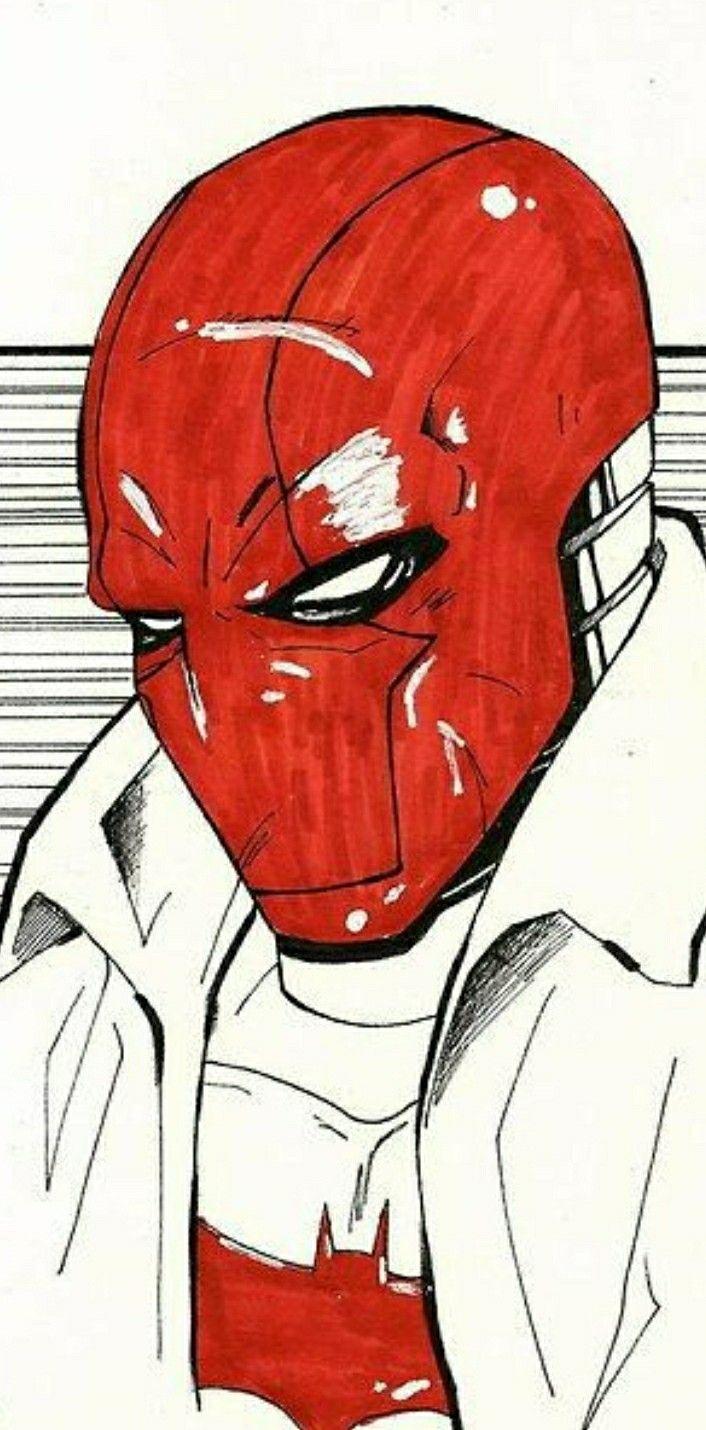Red Hood Dibujos Dibujar Cabezas Capucha Roja