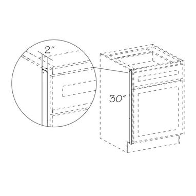 Kraftmaid Heat Shield Laminate Doors Kraftmaid Accessories Storage