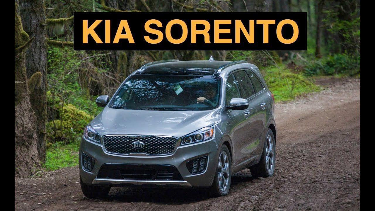 2016 Kia Sorento Off Road And Track Review YouTube in