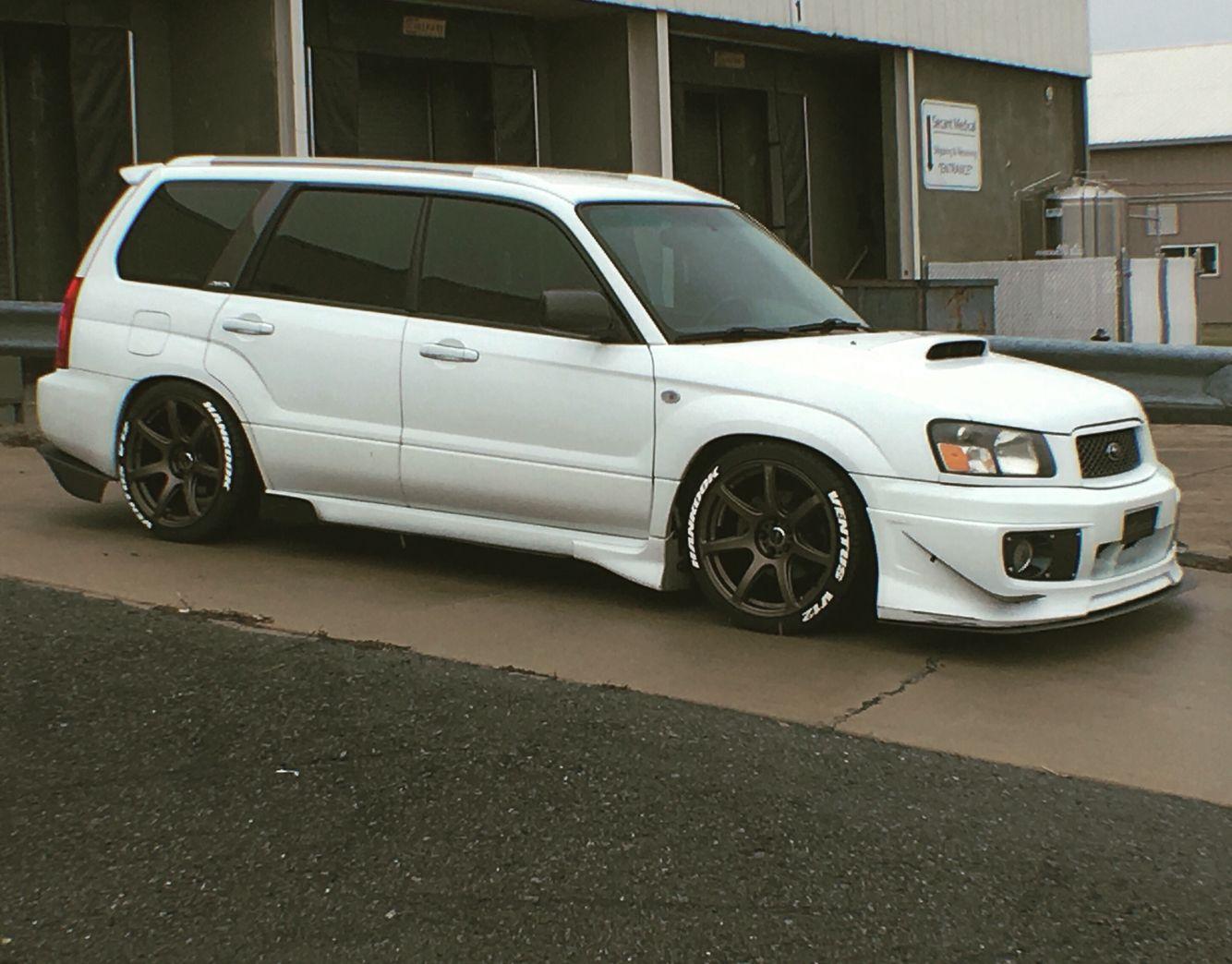 Pimped Subaru Forester >> 2004 Subaru Forester XT … | Pinteres…