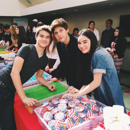 Landry Bender Gus Kamp And Ricky Garcia Image Best Friends