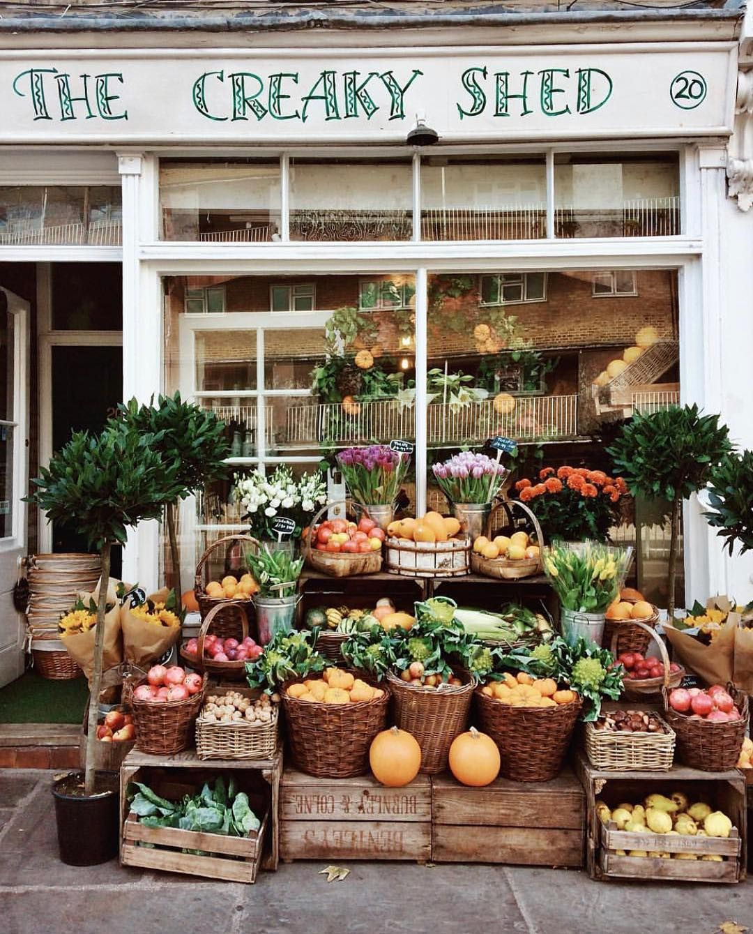 The Shopkeepers The Shopkeepers The Creaky Shed London Fruit Smoothie Popsicles Food Shop Farmers Market Recipes