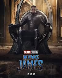 601d7ec6f90c Image result for black panther movie huey newton Lebron James