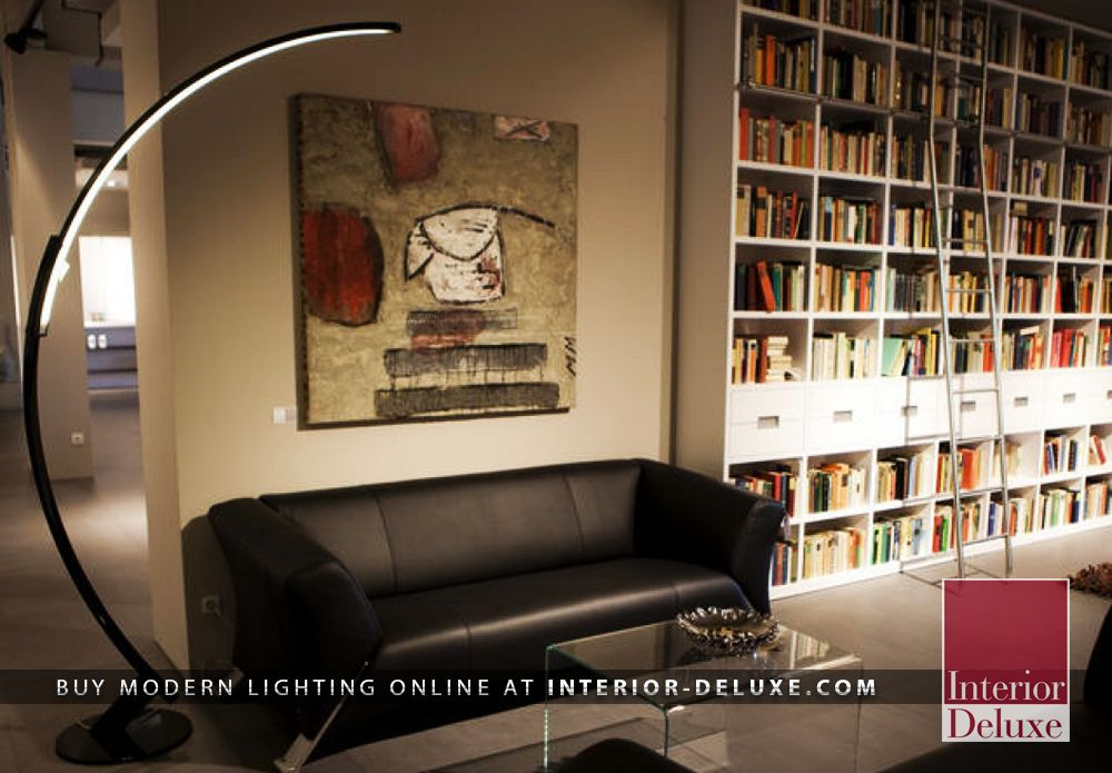 Kyudo Floor Lamp - Kundalini  Shop Online At http://www.interior-deluxe.com/kyudo-floor-lamp-p10964.html  #ModernLighting