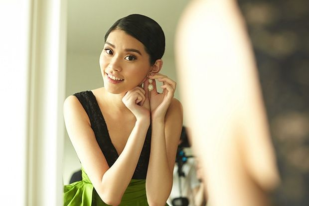 Chinese Model On The Rise: Ming Xi