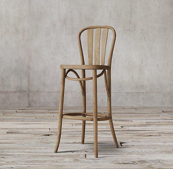 Paris Bistro Stool Counter Stools Bistro Chairs Furniture