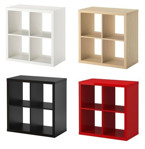 Genius Idea Ikea Expedit Shelves With Baskets For Storage: Details About Ikea Kallax / Expedit Good Quality Bookcase