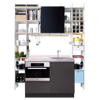 aus dem fnp regalsystems l sst sich mittels berbau und. Black Bedroom Furniture Sets. Home Design Ideas