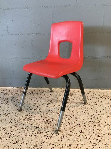 Artco Bell Chairs White Accent Mid Century Modern Childs School Chair By Corp