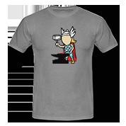 Koszulka Zawód Thora / Thor's Job T-shirt