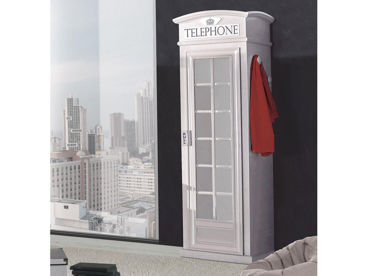 Armadio cabina telefonica mercatone uno casa cose - Cabine armadio mercatone uno ...