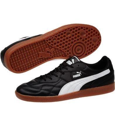 a4c88fe58585 PUMA Men s Esito Classic Sala Indoor Soccer Shoe