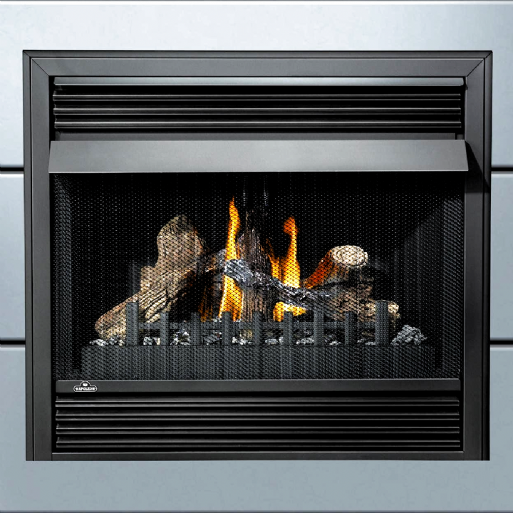 Ventless Gas Fireplaces Are An Advantage For Homeowners Who Want A