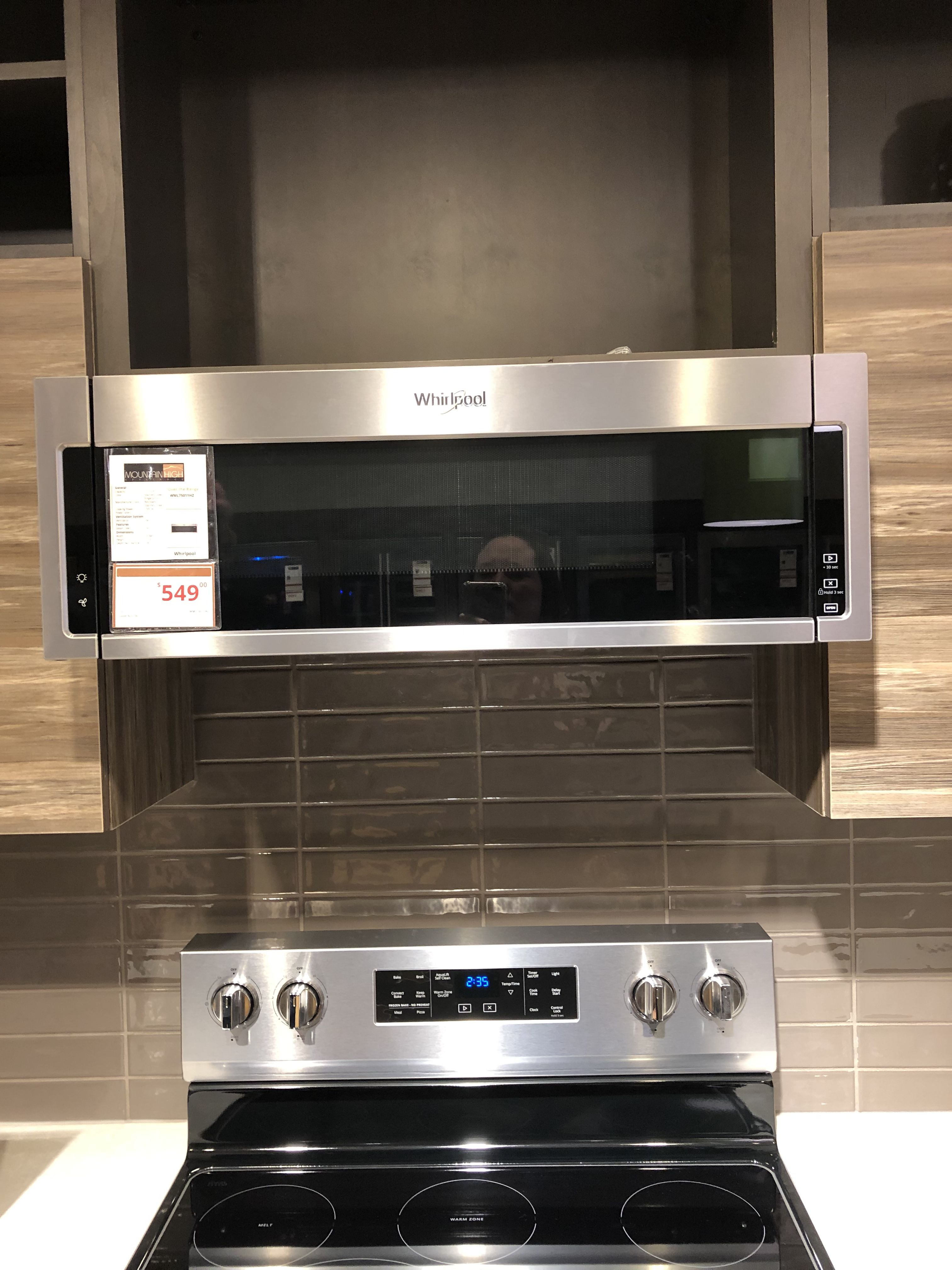 Low Profile Microwave Microwave Hood Built In Microwave Kitchen Aid