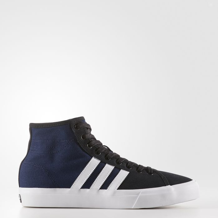 san francisco b0038 a7d05 adidas Matchcourt High RX Shoes - Mens Skateboarding