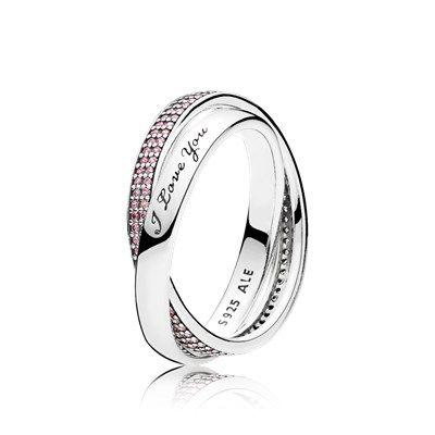Кольцо PANDORA Обещание - 196546PCZ   nailart   Pandora jewelry ... 96182dcc4e3