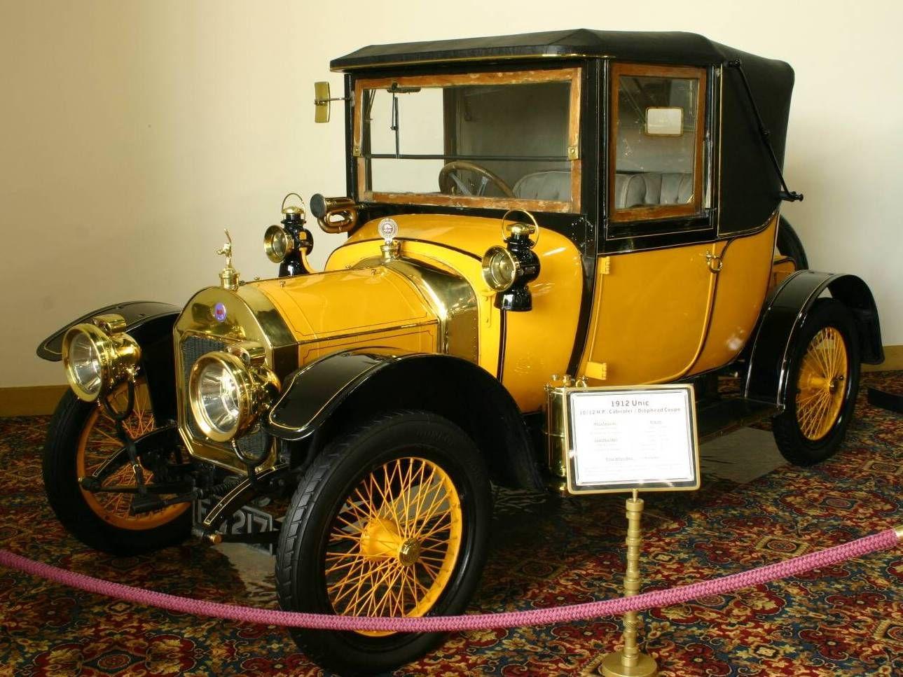 1912 UNIC - Поиск в Google | 1910 - 1919 Cars & Trucks | Pinterest ...