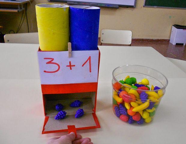 6 manualidades DIY para aprender matemáticas jugando - Manualidades - manualidades faciles