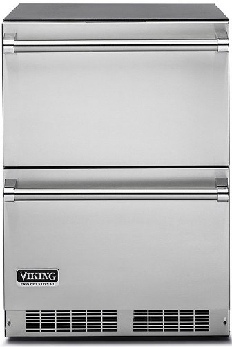 Viking 5 Series Vdui5240dss In 2020 Outdoor Refrigerator Undercounter Refrigerator Outdoor Kitchen Cabinets