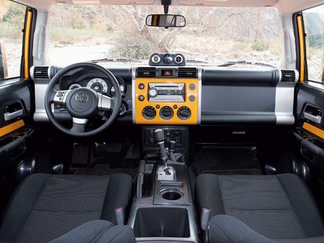 Toyota FJ Cruiser Price, Specs, Review, Interior 2013