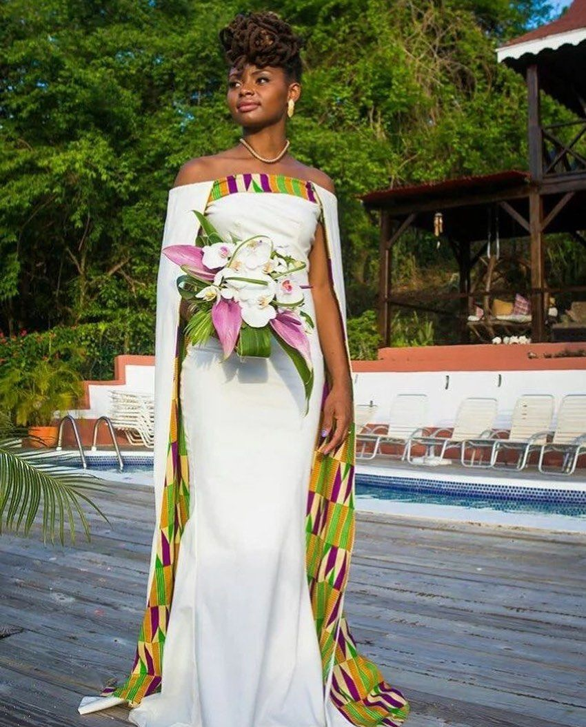 "Travel Partner on Instagram: ""#GhanaianBride#"" #afrikanischehochzeiten"