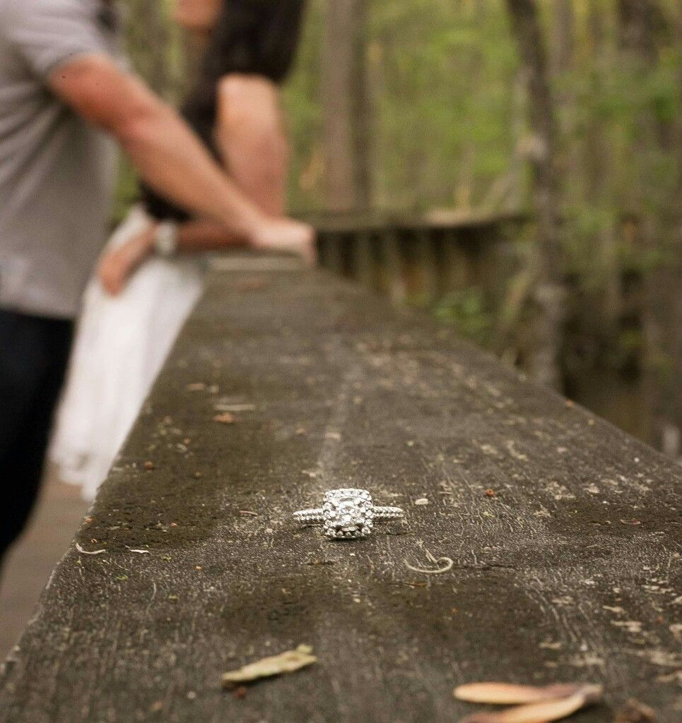 Picture Ideas: Engagement Ring Photo Ideas Rustic