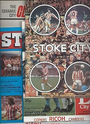 1968-1982 #stoke city 4 #programmes v chelsea, newcastle, southampton, #wolves,  View more on the LINK: http://www.zeppy.io/product/gb/2/401171998951/