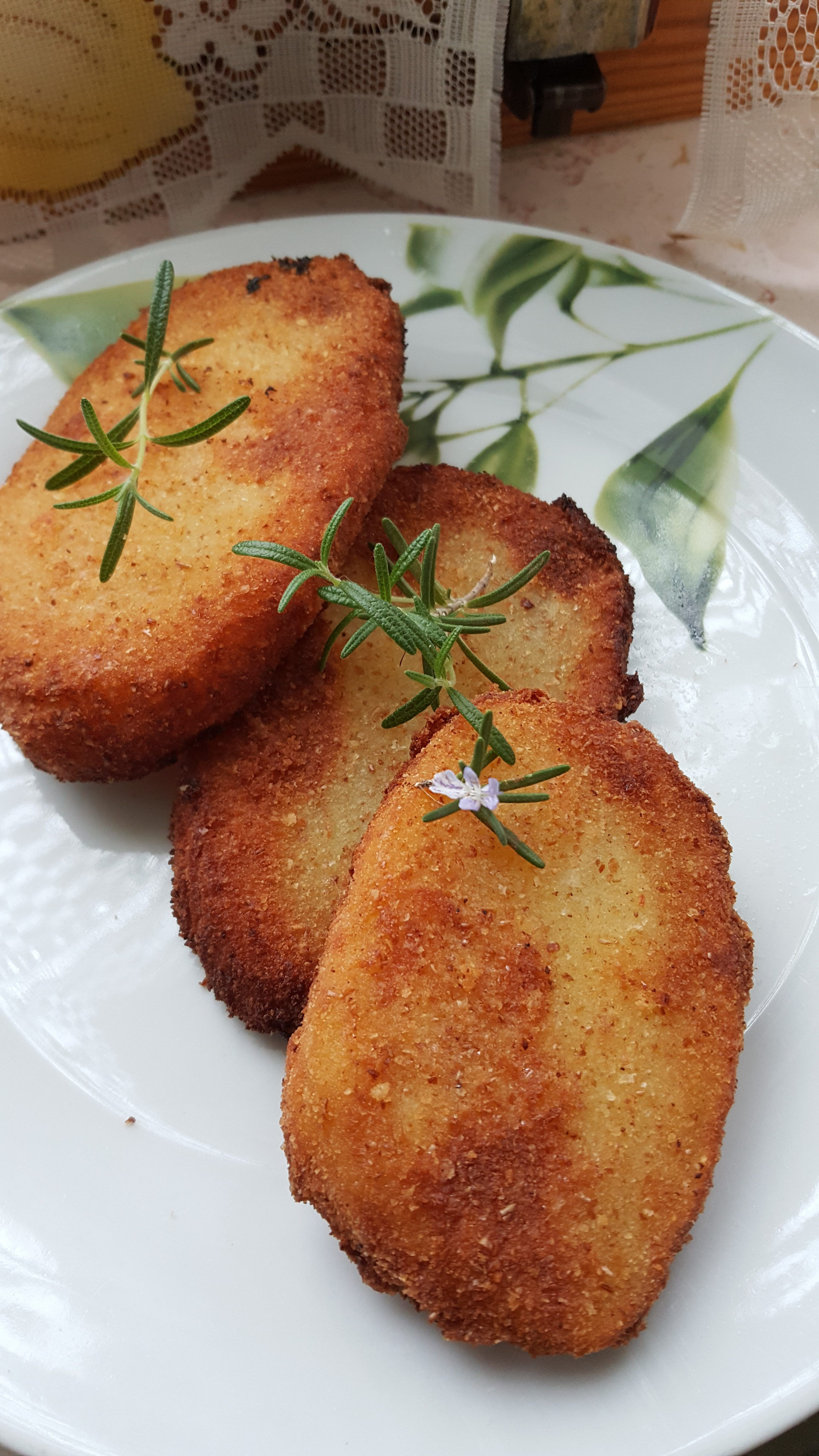 Cotolette di patate impanate croccanti | Recipe in 2019 | cose da ...