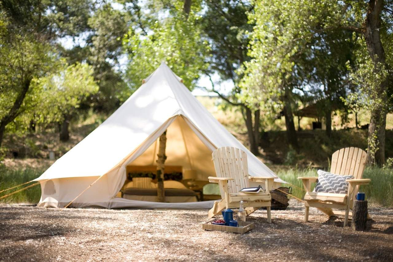 Sublet Your Apartment This Summer And Live In This Luxury Tent & Sublet Your Apartment This Summer And Live In This Luxury Tent ...