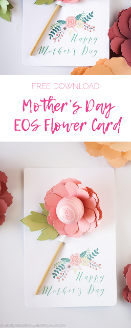 Mother's Day EOS Flower Gift - Handmade in the Heartland