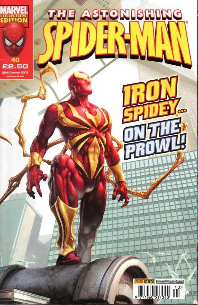 The Astonishing Spider-Man #40