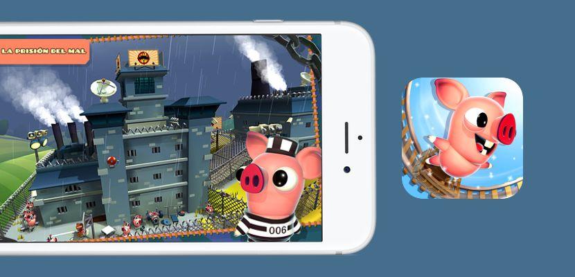 Bacon Escape, el juego que se ha colocado en el primer puesto de la App Store - https://www.actualidadiphone.com/bacon-escape-juego-se-ha-colocado-primer-puesto-la-app-store/